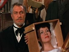 House of wax. Vincent Price ♥