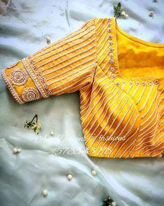 Blouse Back Neck Designs, Cutwork Blouse Designs, Pattu Saree Blouse Designs, Simple Blouse Designs, Stylish Blouse Design, Bridal Blouse Designs, Sari Blouse, Saree Dress, Saris
