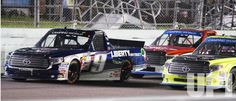 NASCAR Ford EcoBoost 200 Championship in Homestead, Florida.