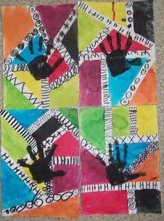 DSCF8319 - Photo de arts visuels - madrassatoun September Art, Projects For Kids, Art Projects, Friendship Art, Classe D'art, Simple Aesthetic, Baby Art, Art Classroom, Artists