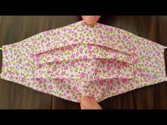 Sewing Hacks, Sewing Tutorials, Sewing Crafts, Fabric Crafts, Sewing Projects, Easy Face Masks, Diy Face Mask, Costura Diy, Creation Couture
