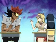 School Rumble: Extra Class is an anime from studio School Boy, School Life, High School, All Anime, Manga Anime, Anime Forum, School Rumble, Dolphin Art, Comedy Anime