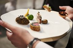 #bocusedor #bocusedoreurope2018 #contest #gastronomy #chefs #food #cooking #tasting #jury ©Studio Julien Bouvier Bocuse Dor, Chefs, Food And Drink, Place Card Holders, Europe, Table Decorations, Studio, Cooking, Fine Dining