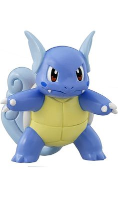 Takaratomy Pokemon Monster Collection M Figure - M-061 - Wartortle/Kameil Best Price