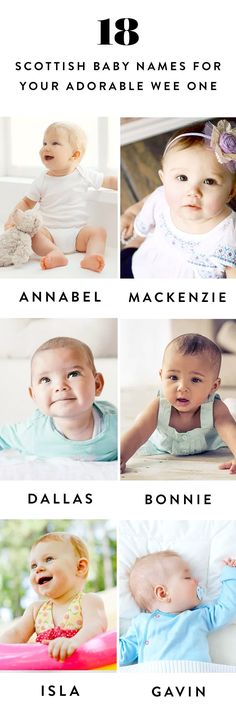 These sweet Scottish baby names are as beautiful as the country itself (and as strong as its whisky).