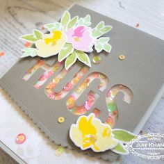 I am guesting at Sindu's blog @sindhu_trappedincraft as a part of her 5th blog anniversary celebrations. Thank you for having me Sindu! I made a fkoral shaker card featuring the watercolor anemones set from #wplus9 and dies from @mftstamps   #stamps #floralshakercard #shakercard #anemones #watercoloranemones #handmadecard #hugs #juhishandmadecards #stamping #bayareamaker #bayareacrafter Diy Cards, Handmade Cards, Shaker Cards, Cardmaking, Paper Crafts, Anniversary, Anemones, Watercolor, Photo And Video