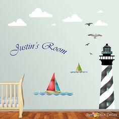 Sailboat Wall Art and Décor