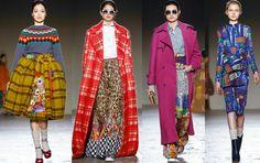 Stella Jean fall 2015 collection at Milan Fashion Week.  #milan #mfw #milanfashionweek #stellajean