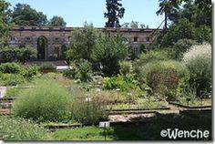 Le jardin public, Bordeaux, France
