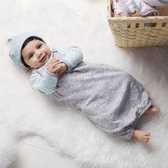 The new Skip Hop Layette: Love this adorable sleep gown!