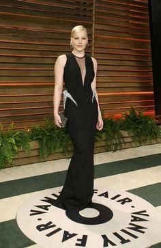 Abbie Cornish: Oscar 2014 - Vanity Fair Party