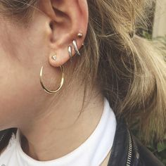 "Lucy Williams | Fashion Me Now on Instagram: ""My babe @katierowland123 wearing #LucyWilliamsXMissoma earrings like no other @missomalondon"""