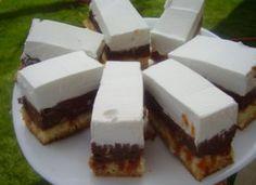 Hungarian Desserts, Hungarian Cake, Hungarian Recipes, Desserts To Make, Dessert Recipes, Sweet And Salty, Cake Cookies, Cheesecake, Food Porn