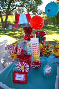 "Photo 5 of 46: Carnival / Birthday ""Hannah's Carnival Party"""