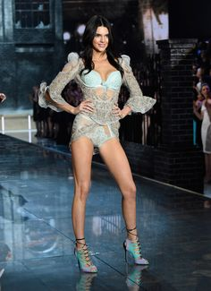 caa3a0a224 See All the Most Stunning Looks from the Victoria s Secret Fashion Show -  MarieClaire.com