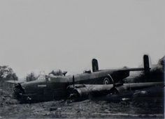 YORKSHIRE AIRFIELDS OF GROUP 4 - From November 1942 East Moor was home to 429 Squadron RCAF, equipped with the Vickers Wellington. Then, the following September, another Canadian squadron (432) arrived at the North Yorkshire base, initially operating Avro Lancasters until re-equipping with various marks of Halifax over the next few years.