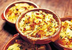 Mustig rotfruktsgratäng - Recept | Arla Hummus, Ethnic Recipes, Food, Essen, Meals, Yemek, Eten