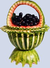 CARVING WATERMELON'S on Pinterest | Watermelon Fruit ...