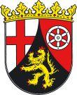 Coat of arms of Rhineland-Palatinate