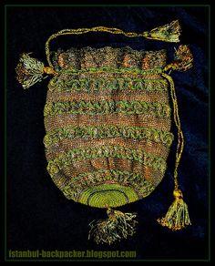 x...Osmanlı altın kesesi