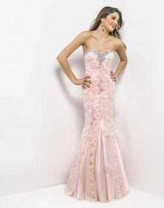 Blush dress 9582 | 2013 -NetFashionAvenue.com