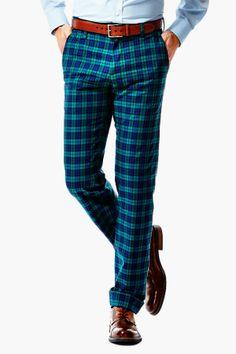 Shop Dress Pants, Khakis, Suits and Fine Clothing for Men Best Pants For Men, Mens Formal Pants, Plaid Fashion, Mens Fashion, Dress Pants, Men Dress, Men Trousers, Stylish Mens Outfits, Plaid Pants