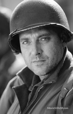Saving Private Ryan publicity still of Tom Sizemore