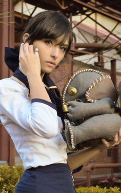 Bioshock Infinite (Young Elizabeth) The Lamb of Columbia by ~AngelaBermudez on deviantART