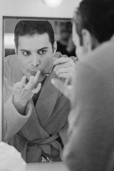 Morning Shot, Freddie Mercury