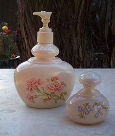 Vintage Avon decanter