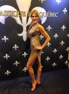 Pink Swan Couture at La Classique du Quebec Dance World, Assouline, Haute Couture Dresses, The Minute, Ballroom Dress, Swan, Designer Dresses, How Are You Feeling, Pink