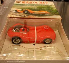 vintage slot cars | Home :: Vintage Slot Cars :: Classic :: 1/24 RTR :: Manta Ray RTR ...