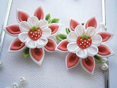 Handmade Kanzashi ladies women girls hair clips  buy in UK