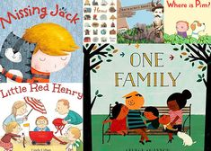 Our friends at The New York Public Library share some newly released picture books perfect for kids' parietal-temporal-occipital association cortexes.