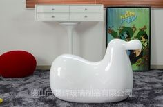 Hot sale Duck Shaped Toy Chair in high quality