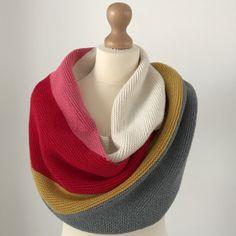Echt Studio - Marielle Sjaal #knitting #pattern
