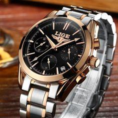Item Type: Quartz WristwatchesWater Resistance Depth: 3BarCase Shape: RoundBoxes & Cases Material: PaperFeature: Water Resistant,Shock Resistant,Complete Ca