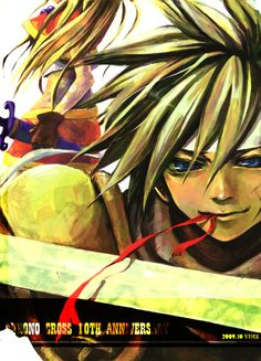 Chrono Cross, Chrono Trigger, Bleach, Pixiv, Fictional Characters, Fantasy Characters