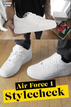 buy popular 23a82 a754b Die Legende lebt weiter in der Nike Air Force 1  07 – Herren, einer