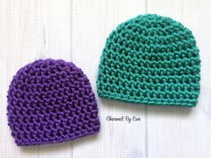 Free Easy Preemie Hat Pattern   Charmed By Ewe