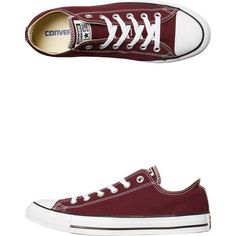 0e45c80c724 Converse Womens Chuck Taylor All Star Shoe Red ( 78) ❤ liked on Polyvore  featuring