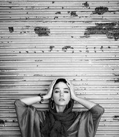 The first international fashion shoot in Iran since 1969's Vogue issue