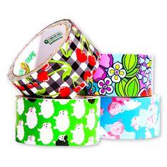 spring duck tape - duck tape® - crafts | Five Below