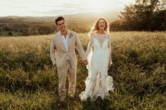 March Photography by Hollow & Co. Lace Wedding, Wedding Dresses, Jessie, Couples, March, Photography, Fashion, Bride Dresses, Moda