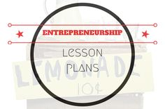 Think Outside the Box with Entrepreneurship Lesson Plans