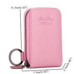Hot-sale Genuine Leather 9 Colors 11 Card Slots Casual Card Pack Purse For Women - NewChic Mobile