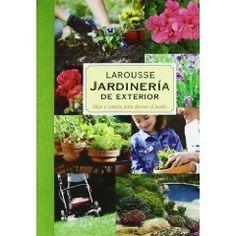 Jardineria. Plantas de exterior