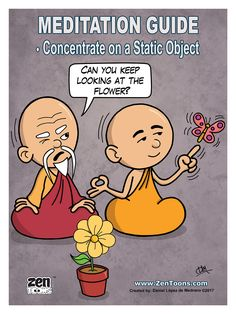 Daniel Lopez's zen comics