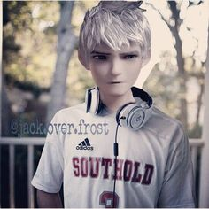 This is Marco he's is Marco likes music and the beach. He enjoys art. He is very funny. Jelsa, Hiccup Jack, Jackson Overland, Modern Day Disney, Modern Disney Characters, Disney Princess Aurora, Jack Frost And Elsa, Rise Of The Guardians, Movie Couples