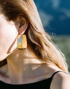 Crescioni earrings | Miss Moss